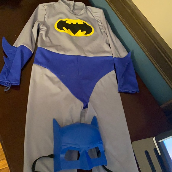 Boys Batman costume